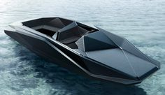 Zaha Hadid takes her design prowess to sea...