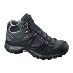 Salomon Ellipse Mid Goretex Darkcloud buy and offers on Trekkinn c6d79e775