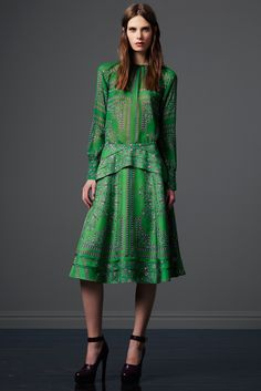 Derek Lam Pre-Fall 2012 - Collection - Gallery - Style.com