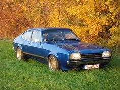 Ford Capri in Germany | Flickr - Photo Sharing!