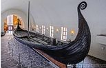 History: The picture above shows a longboat used by the vikings many years ago. The vikings were around from 800 A.D. to 1100 A.D. Unlike what most people think the vikings are like, the vikings in Norway were very peaceful people. Most of the the vikings in Norway were farmers and they lived in houses made of timber and turf. The vikings were excellent seamen, boat designers, and ocean navigators.