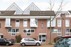Portiekflat Previnairestraat 24, Haarlem