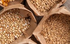 4 Grains to Add into Your Pantry  - Here's a primer, and a few recipe suggestions, on some whole grains to get started with.