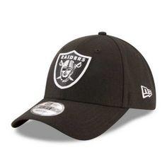 New Era NFL 9Forty Oakland Raiders Cap - Black