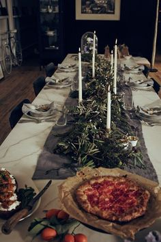 Our Swooniest Holiday Tables | EyeSwoon