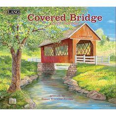 Covered Bridge - Lang Wall Calendar