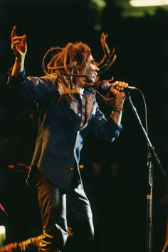 Enjoy our selection of live shots from Bob Marley & The Wailers many tours around the world.