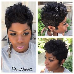 on a Wednesday! #paulahair #thecutlife #wearyourhair #idareyou