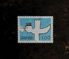 Stamp - DENMARK