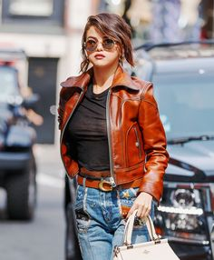 September 12: Selena out in New York, NY