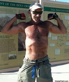 hot nude hairy daddie