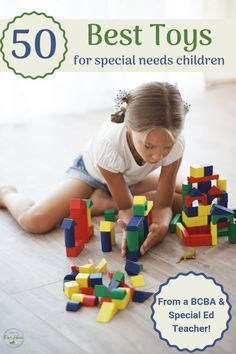 Best Toys And Gifts For Kids With Autism Or Developmental Delays