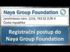 Registračný postup Naya Group Foundation, 25.9.2016