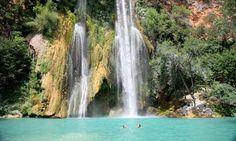 sillans la cascades - provence, france Sillans la Cascade - Dracénie - Var - Provence