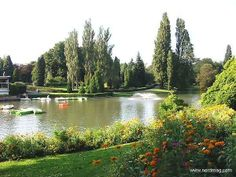 Roubaix - Barbieux Park - Nord dept. - Nord-Pas-de-Calais region, France    ...www.nordmag.fr