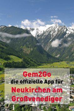Alle Infos auch unterwegs abrufen mit Österreichs größter Gemeinde Info und Service App Gem2Go! App, Mountains, Nature, Travel, Communities Unit, City, Naturaleza, Viajes, Apps