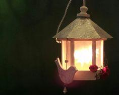lantaarn met sterren folie