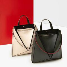 "1,910 Me gusta, 29 comentarios - PURIFICACION GARCIA (@purificaciongarcia) en Instagram: ""#Tangram bag | Which one is your favourite? (Link in bio). ◻ Bolso #Tangram | ¿Cuál es tu favorito?…"""