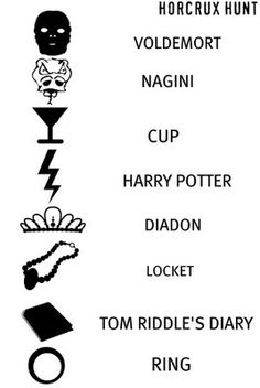 Horcrux Hunt -- would make a cool HP party.