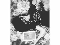 Sink deeply into music is how I hide my feelings