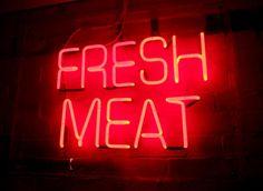fresh meat @ Byron, Soho