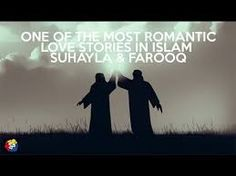 This is one of the most beautiful & humbling love stories I have ever heard! Watch the story of Suhayla & Farooq!