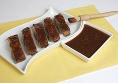 Sauce barbecue style sud-ouest (Jorge Robles)| Recettes à base de SPLENDA® 1/2 t 90 cal