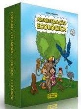 Livro ALFABETIZACAO ECOLOGICA EDUCACAO INFANTIL ISBN: 7898220982663 Autora: Monica Ferreira Editora: Rideel