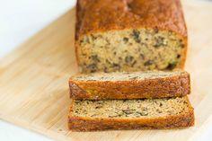 Zucchini-Banana Bread Recipe by @Michelle (Brown Eyed Baker) :: www.browneyedbaker.com