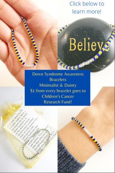 Down Syndrome Awareness, Childhood Cancer Awareness, Cute Bracelets, Raising Kids, How To Better Yourself, Marketing And Advertising, Gift Ideas, Group, Boards