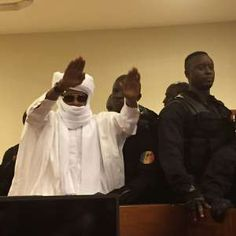Tschad: Hissène Habré muss Entschädigungen zahlen (Blick)