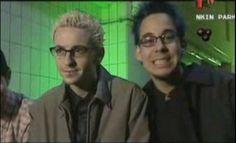 Early days - Chester Bennington & Mike Shinoda - Linkin Park