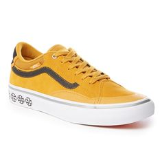 5eca3a777281d5 Vans TNT Advanced Prototype Skate Shoes Calçados Para Skate