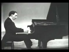Arturo Benedetti Michelangeli - Chopin - Andante Spianato, Grande Polana...
