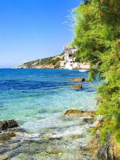 GREECE Samos: crystalclear Waters, they are true!  Flickr - Photo Sharing!