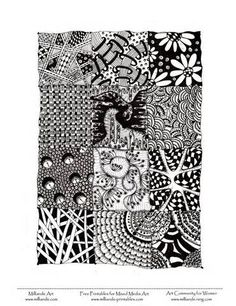 zentangle - Yahoo! Image Search Results