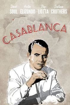 richard blaine casablanca | Casablanca David Soul - Rick Blaine