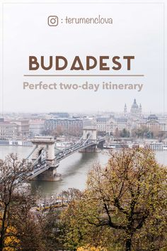 2 days in budapest guide