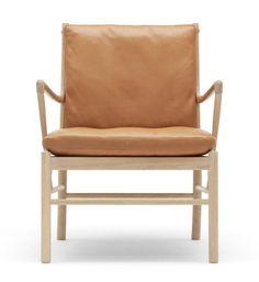 Wanscher OW149 Colonial Chair