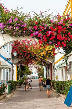 Tenerife, Canary Islands - A gorgeous town on a gorgeous island? What an unfortunate place to travel to. The Places Youll Go, Places To Go, Places To Travel, Travel Destinations, Holiday Destinations, Spain Travel, Africa Travel, Croatia Travel, Hawaii Travel