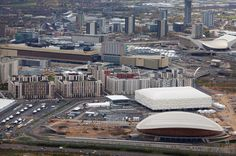 Les infrastructures construites pour les Jeux seront majoritairement recyclées