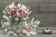 Wielkanocna dekoracja (fot. www.thinkstock.com)
