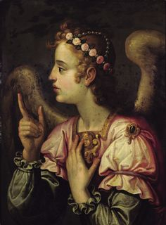 Francisco Pacheco  The Archangel Gabriel (1623)
