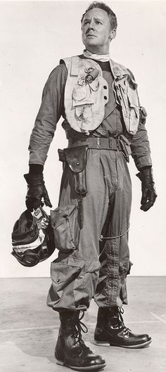 Van Johnson is a much cooler navy jet pilot than Tom Cruise