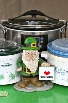 St. Patrick's Day Crockpot and Slow Cooker Recipes.