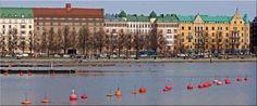 Landscape from  Helsinki by Aili Alaiso Finland