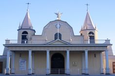Templo de La Tirana. Foto de Patricio Rodríguez Olivares.