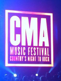 June - The CMAs - Nashville