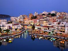 Aghios Nikolaos, Greece