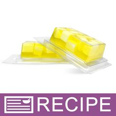 RECIPE: Pineapple Chunk MP Soap - Wholesale Supplies Plus